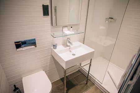 Murrayfield Hotel Bathroom